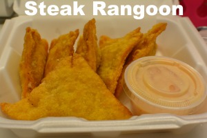 Steak Rangoon